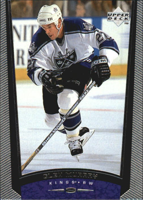 1998-99 Upper Deck #284 Glen Murray