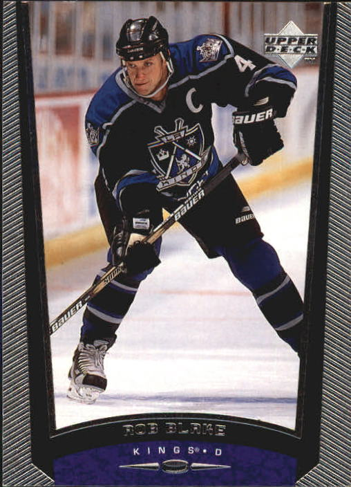 1998-99 Upper Deck #285 Rob Blake