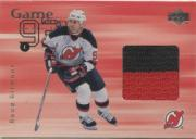 1998-99 Upper Deck Game Jerseys #GJ18 Doug Gilmour