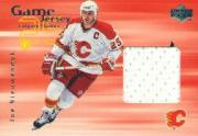 1998-99 Upper Deck Game Jerseys #GJ24 Joe Nieuwendyk