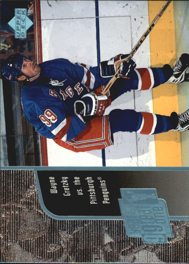 1998-99 Upper Deck Year of the Great One #GO21 Wayne Gretzky front image