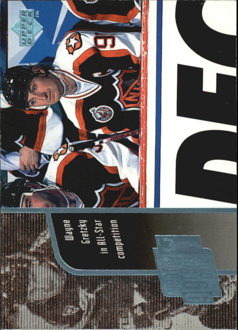 1998-99 Upper Deck Year of the Great One #GO28 Wayne Gretzky