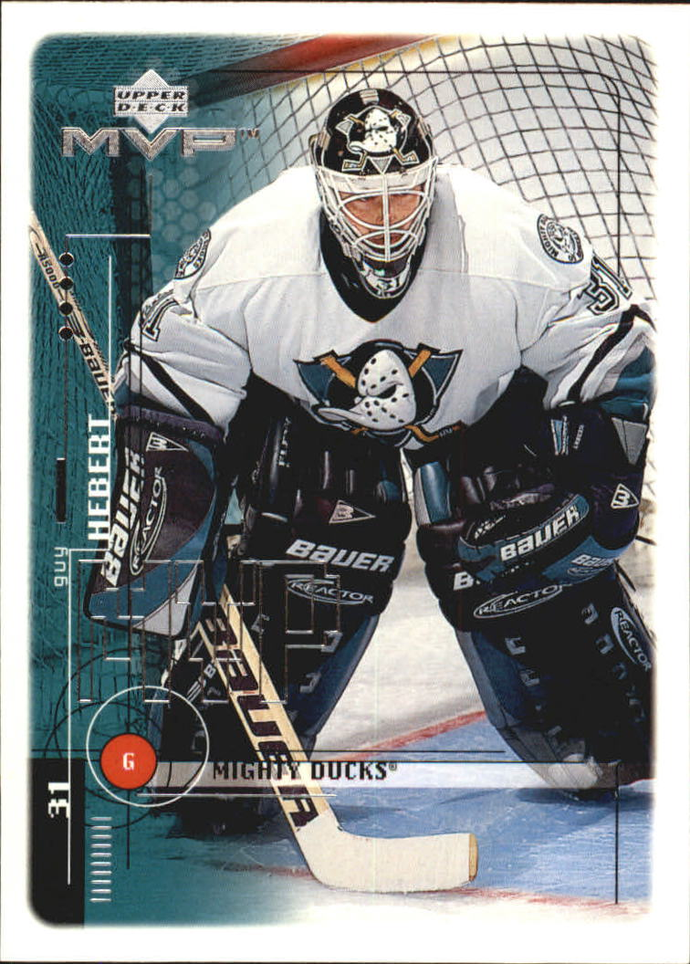 1998-99 Upper Deck MVP #6 Guy Hebert