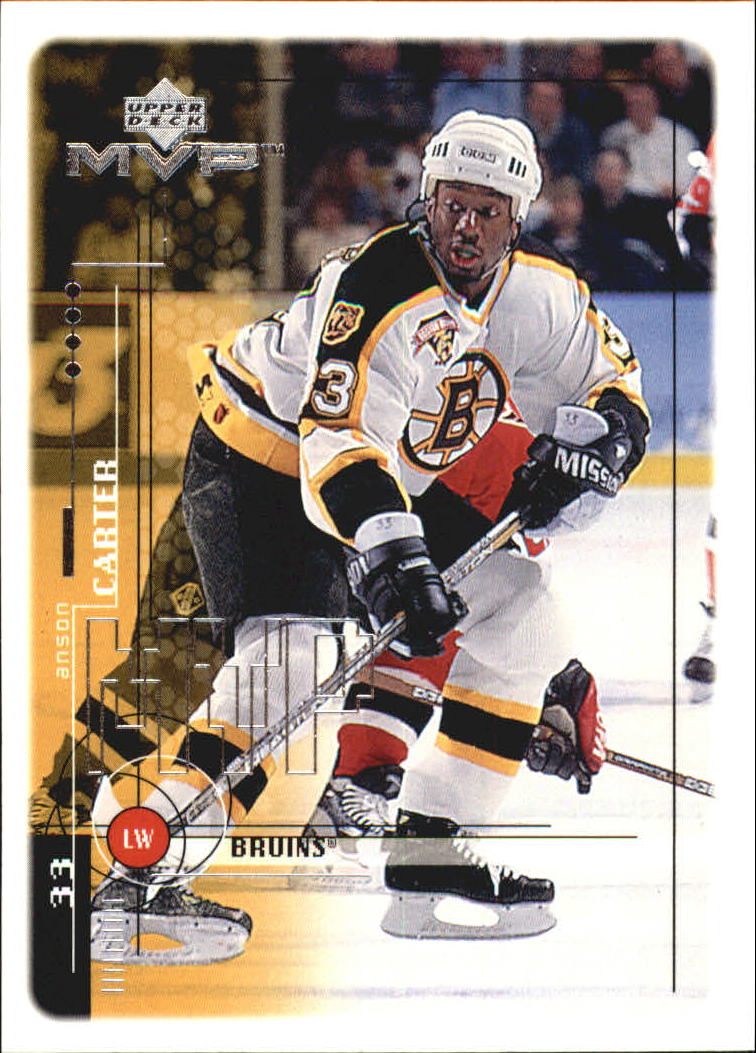 1998-99 Upper Deck MVP #18 Anson Carter