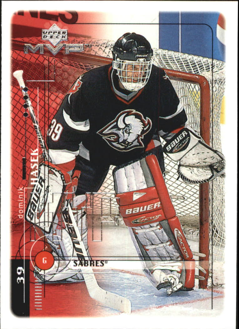 1998-99 Upper Deck MVP #21 Dominik Hasek