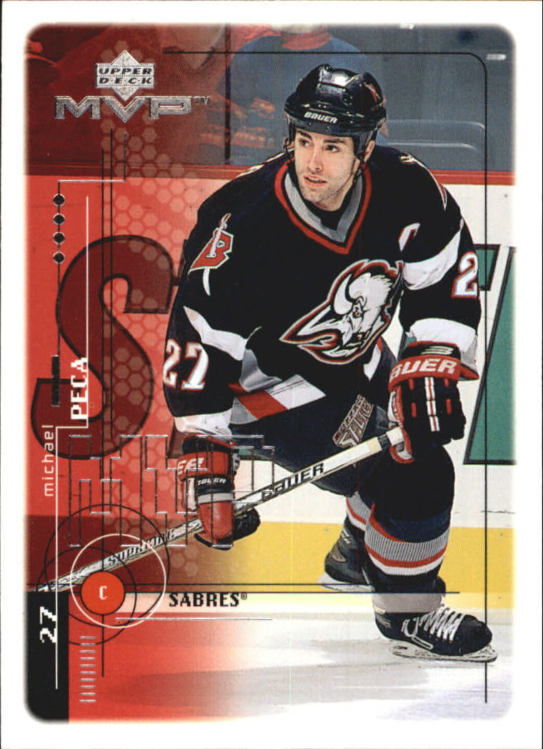 1998-99 Upper Deck MVP #26 Michael Peca