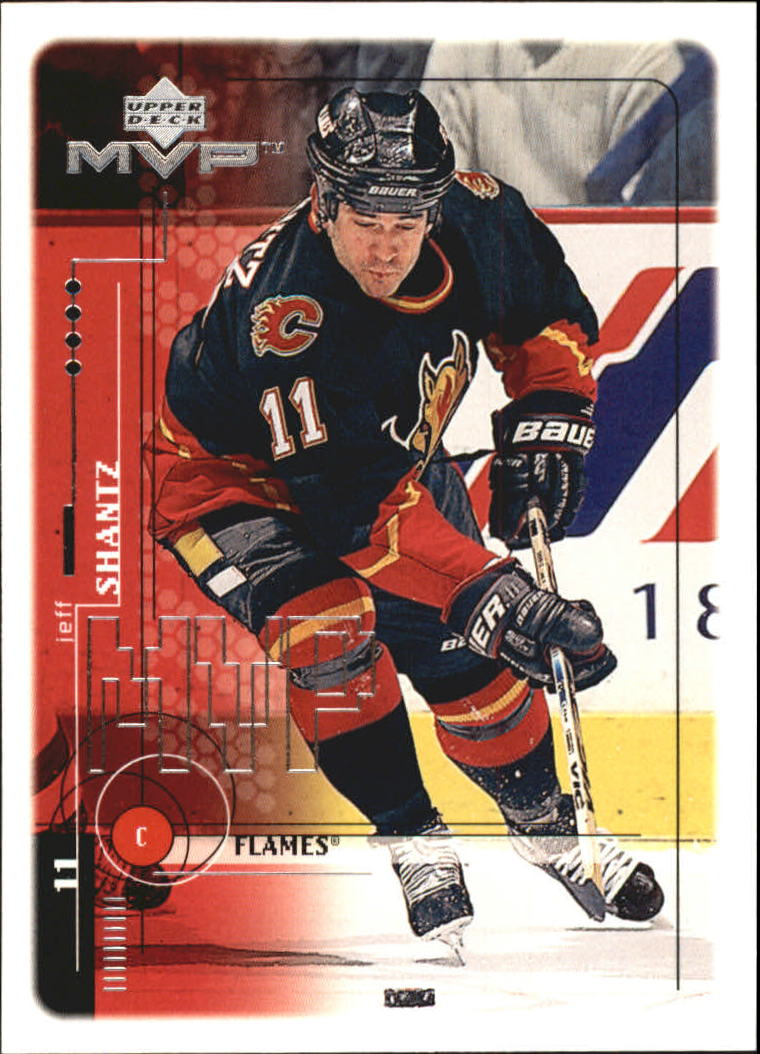 1998-99 Upper Deck MVP #33 Jeff Shantz