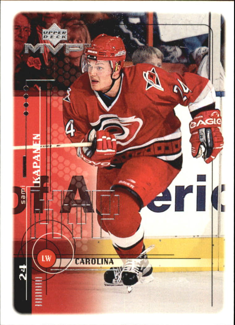 1998-99 Upper Deck MVP #38 Sami Kapanen