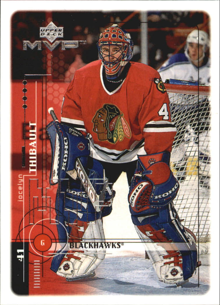1998-99 Upper Deck MVP #42 Jocelyn Thibault