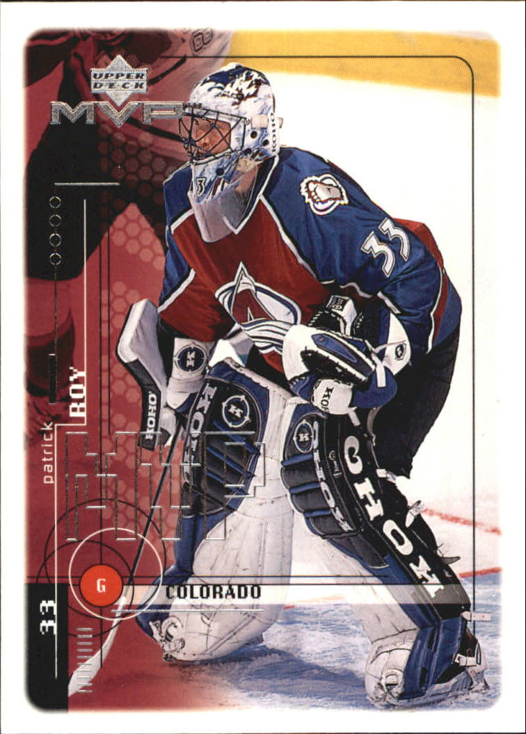 1998-99 Upper Deck MVP #52 Patrick Roy