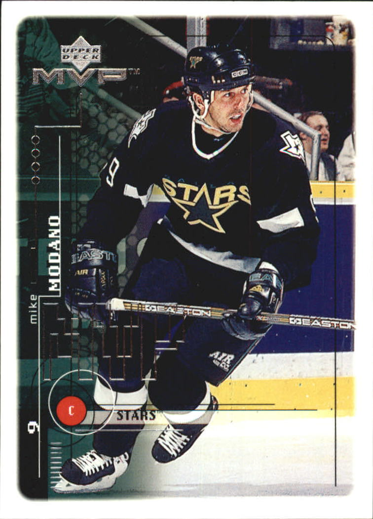 1998-99 Upper Deck MVP #61 Mike Modano