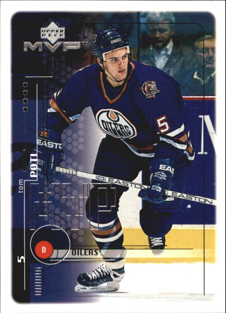 1998-99 Upper Deck MVP #79 Tom Poti
