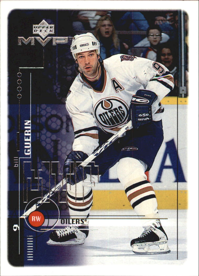 1998-99 Upper Deck MVP #80 Bill Guerin