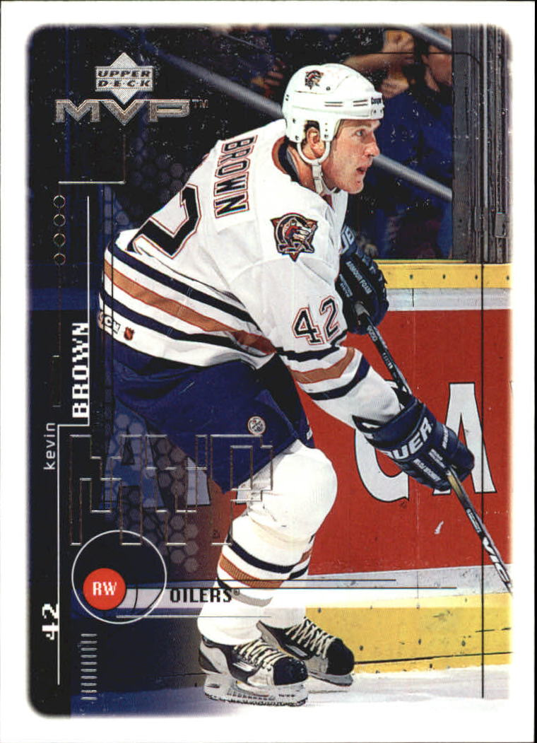 1998-99 Upper Deck MVP #84 Kevin Brown