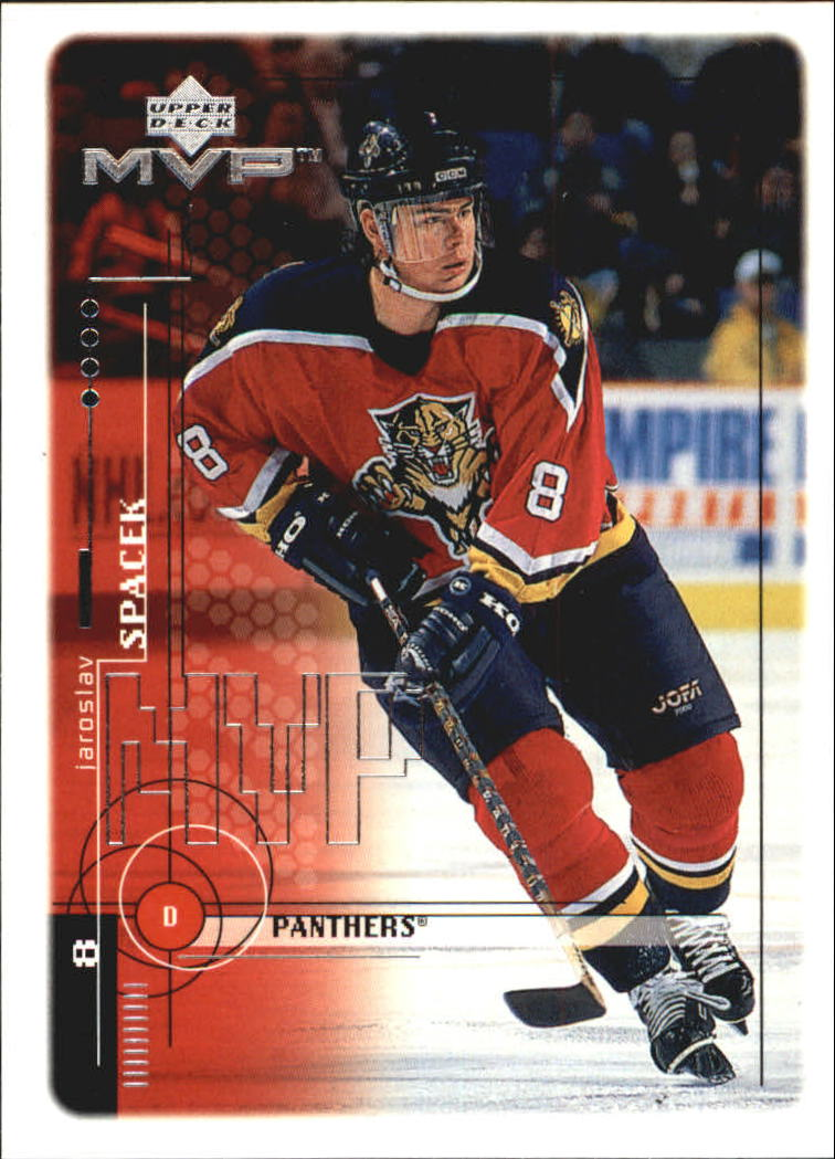 1998-99 Upper Deck MVP #86 Jaroslav Spacek