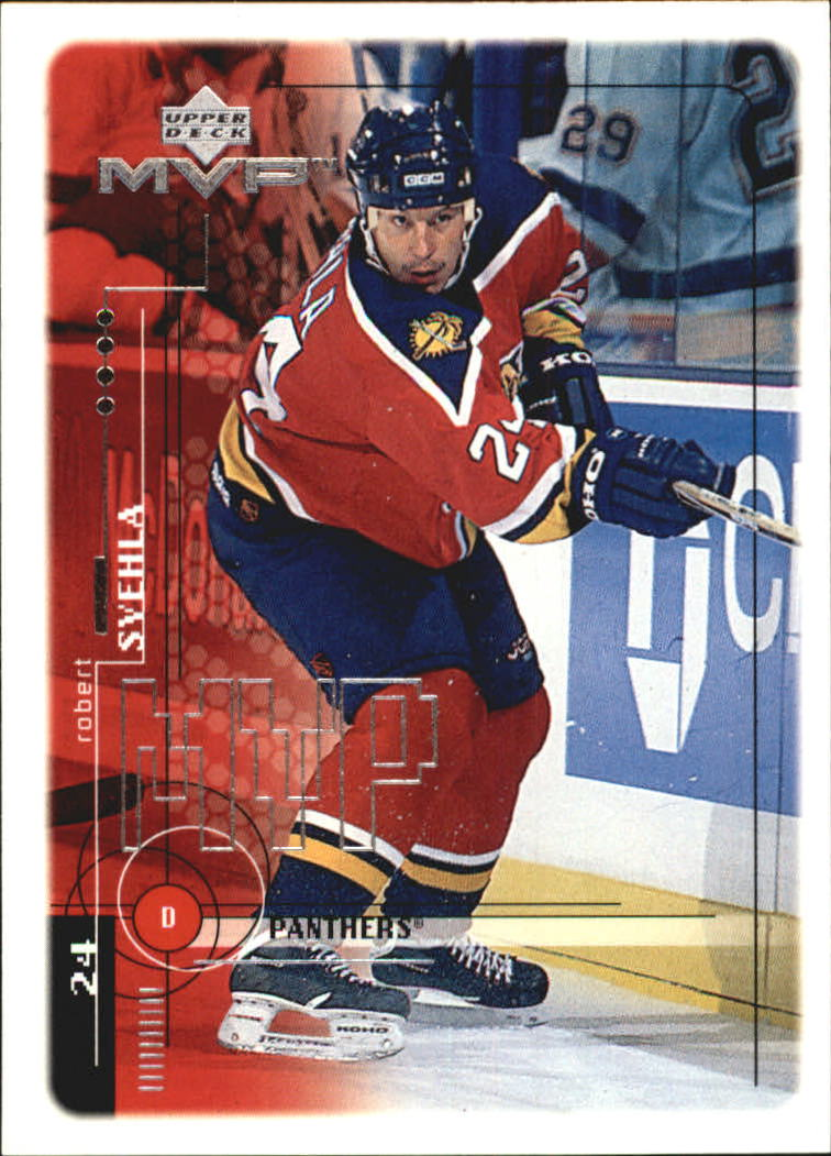 1998-99 Upper Deck MVP #88 Robert Svehla
