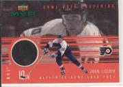 1998-99 Upper Deck MVP Game Souvenirs #JL John LeClair