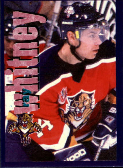 1998-99 Panini Stickers #58 Ray Whitney