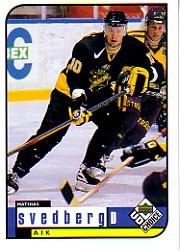 1998-99 Swedish UD Choice #3 Mathias Svedberg