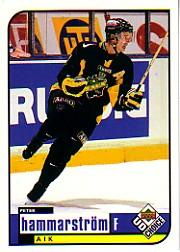 1998-99 Swedish UD Choice #11 Peter Hammarstrom
