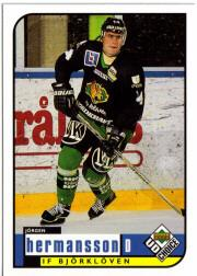 1998-99 Swedish UD Choice #20 Jorgen Hermansson