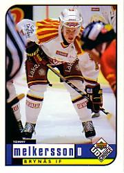 1998-99 Swedish UD Choice #34 Tommy Melkersson