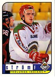 1998-99 Swedish UD Choice #79 Peter Strom