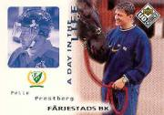 1998-99 Swedish UD Choice Day in the Life #4 Pelle Prestberg