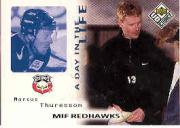 1998-99 Swedish UD Choice Day in the Life #8 Marcus Thuresson
