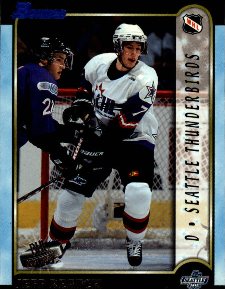 1999 Bowman CHL #4 Jeff Beatch