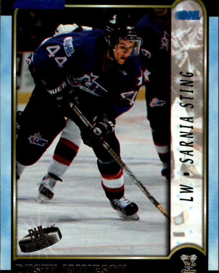 1999 Bowman CHL #22 Dusty Jamieson
