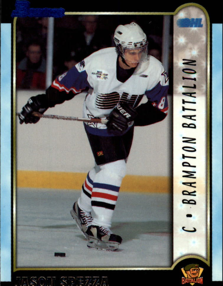 1999 Bowman CHL #153 Jason Spezza