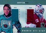 1999-00 BAP Update Double All Star Jerseys #D4 Patrick Roy