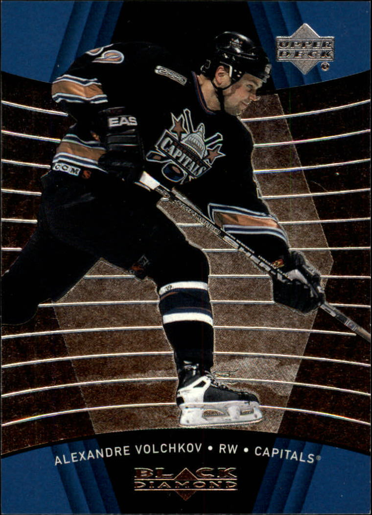 1999-00 Black Diamond #90 Alexandre Volchkov RC