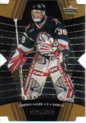 1999-00 Black Diamond Diamond Cut #11 Dominik Hasek