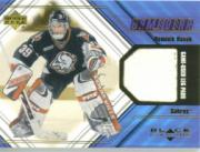 1999-00 Black Diamond A Piece of History #DH Dominik Hasek