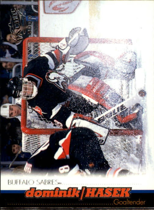1999-00 Pacific #37 Dominik Hasek