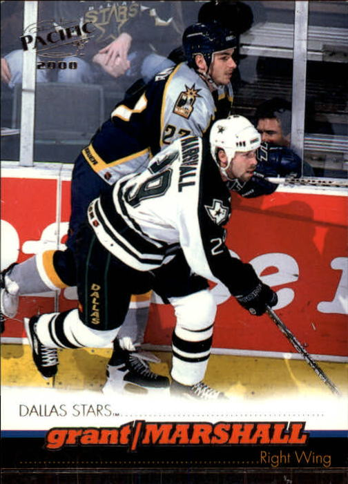1999-00 Pacific #125 Grant Marshall