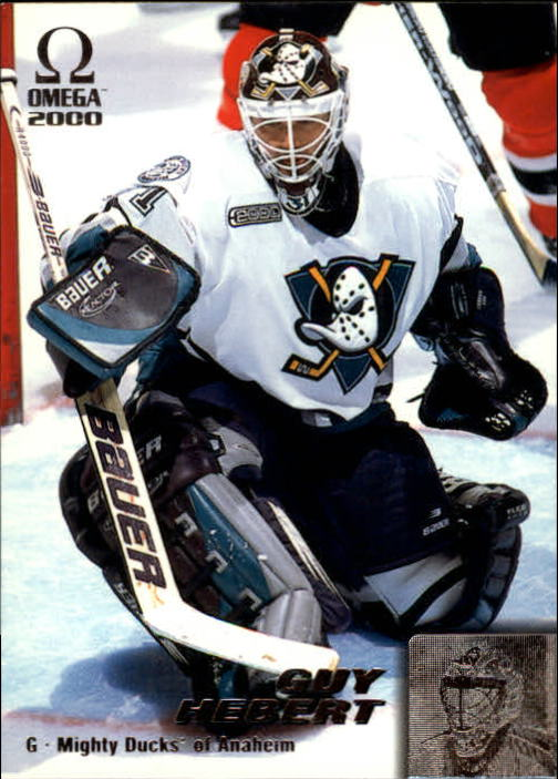 1999-00 Pacific Omega #2 Guy Hebert