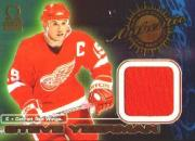 1999-00 Pacific Omega Game-Used Jerseys #3 Steve Yzerman
