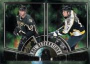 1999-00 Pacific Omega NHL Generations #5 Mike Modano/David Legwand