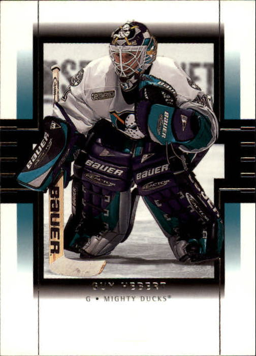 1999-00 SP Authentic #3 Guy Hebert