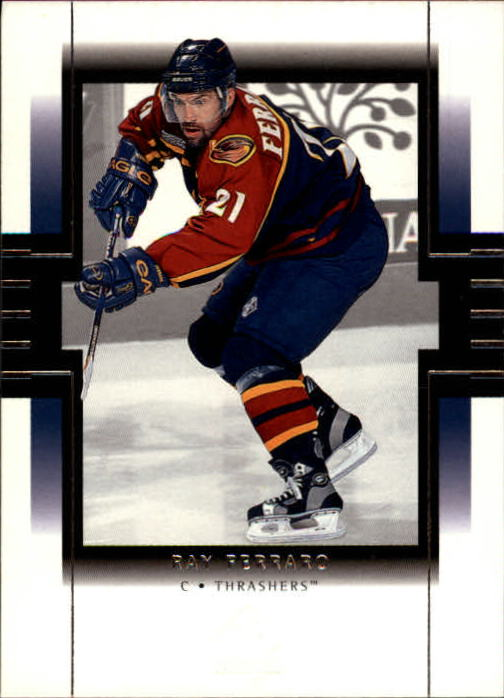 1999-00 SP Authentic #4 Ray Ferraro