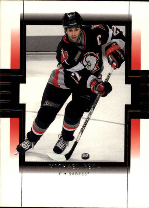 1999-00 SP Authentic #9 Michael Peca