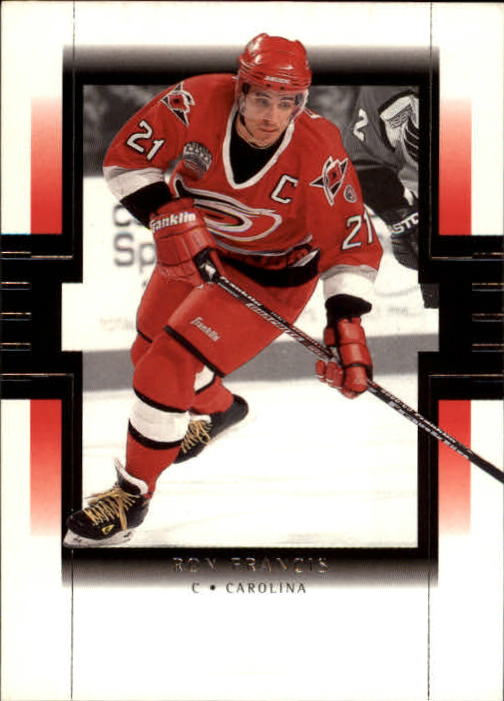 1999-00 SP Authentic #16 Ron Francis