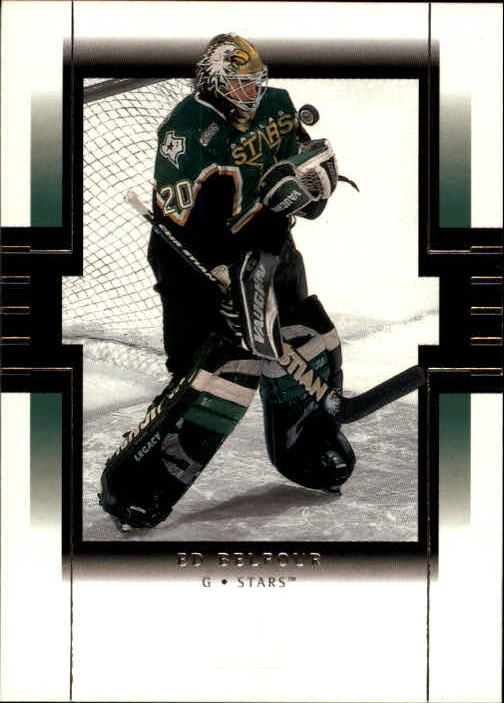 1999-00 SP Authentic #29 Ed Belfour