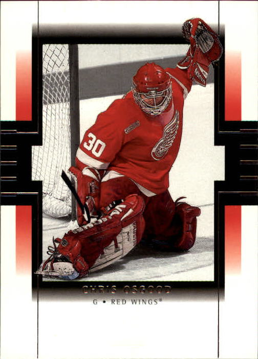 1999-00 SP Authentic #31 Chris Osgood