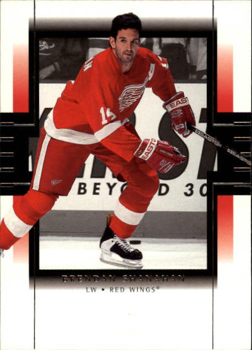 1999-00 SP Authentic #32 Brendan Shanahan front image
