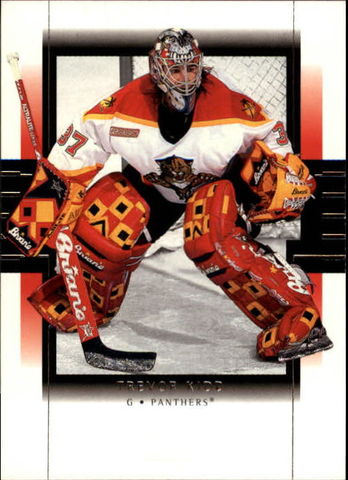 1999-00 SP Authentic #38 Trevor Kidd