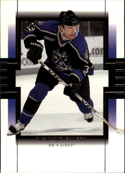 1999-00 SP Authentic #41 Zigmund Palffy